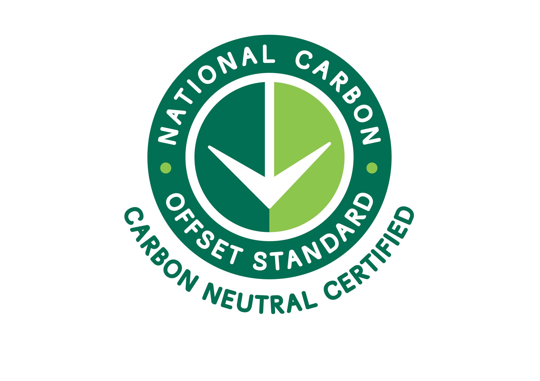 National Carbon Offset Standard NCOS logo certified