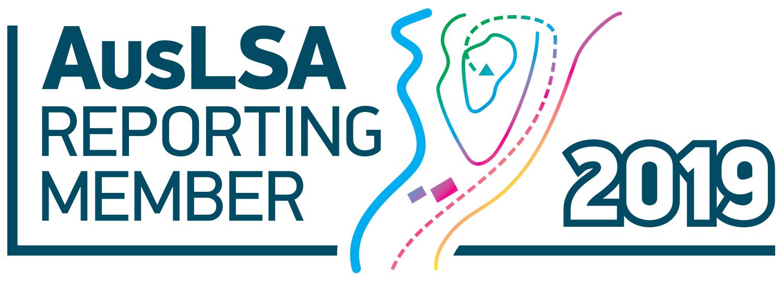 Australian Legal Sector Alliance AusLSA Reporting Member Logo 2018