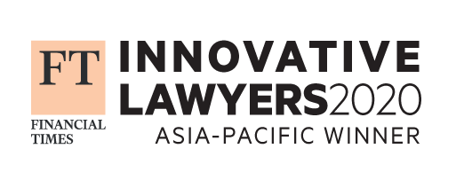 2020 Financial Times Innovative Lawyers Awards Asia-Pacific