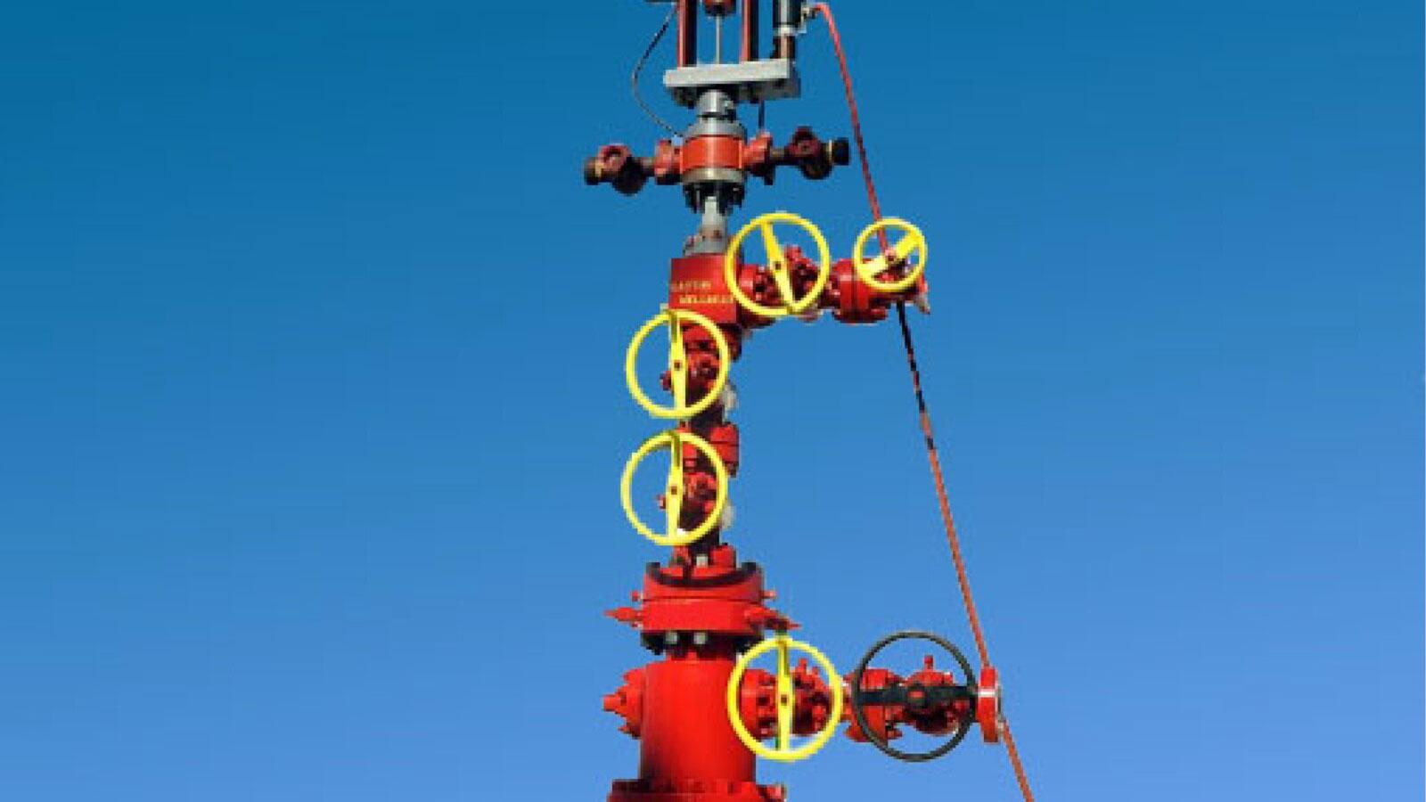 Gate Valve Drilling