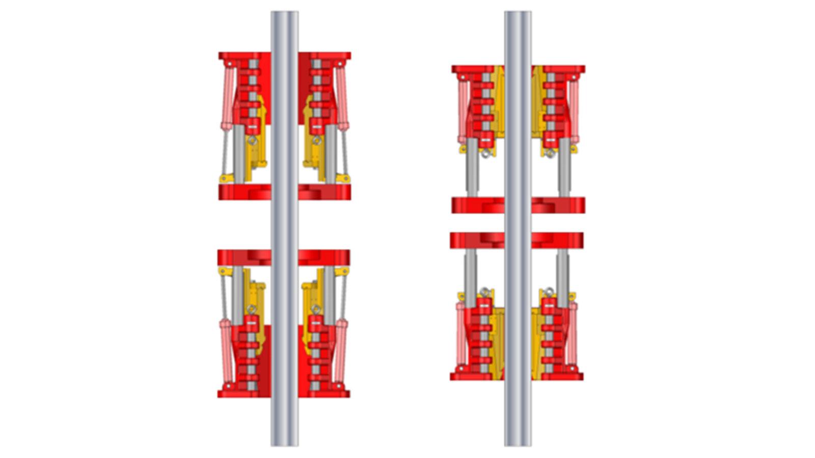 Halliburton SafeGrip™ Pipe Conveyance System