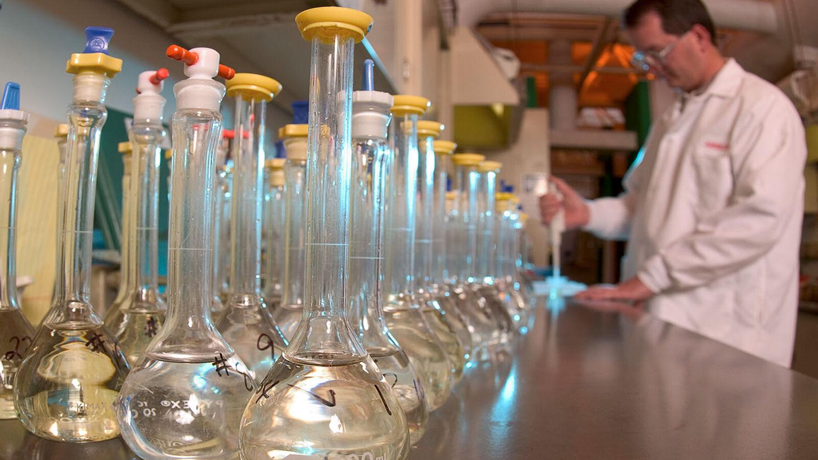自定义化学