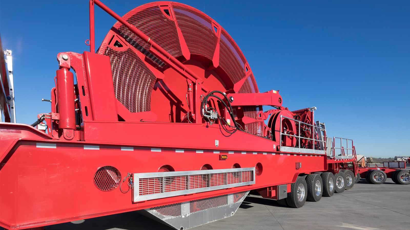 Coiled Tubing Equipment and Services