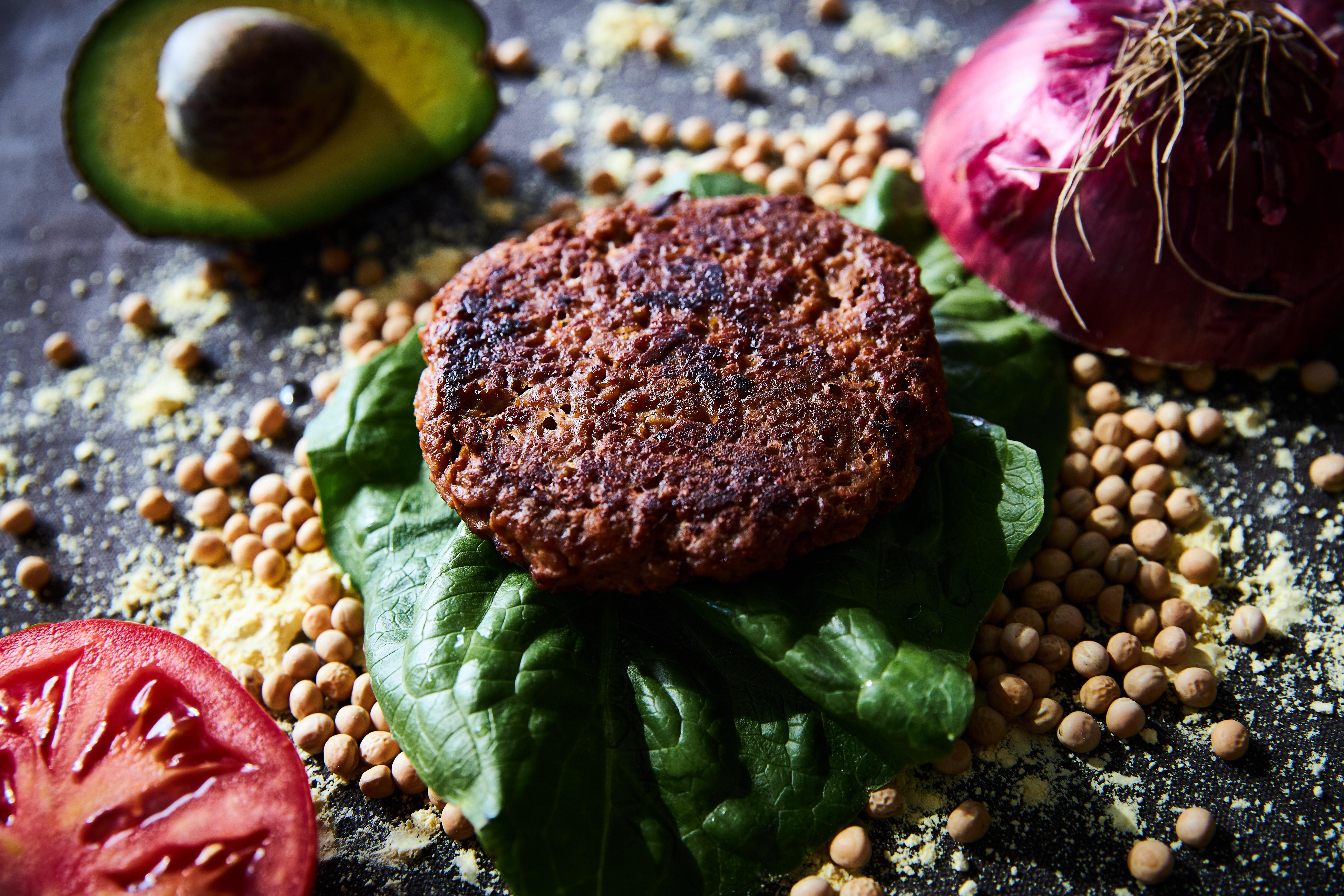 Vegan Burger Breakthrough