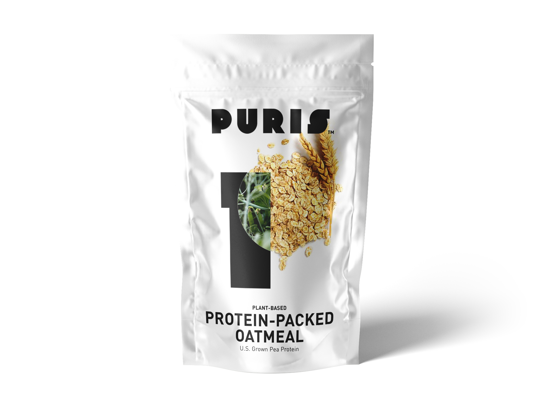 PURIS Plant Protein Oatmeal