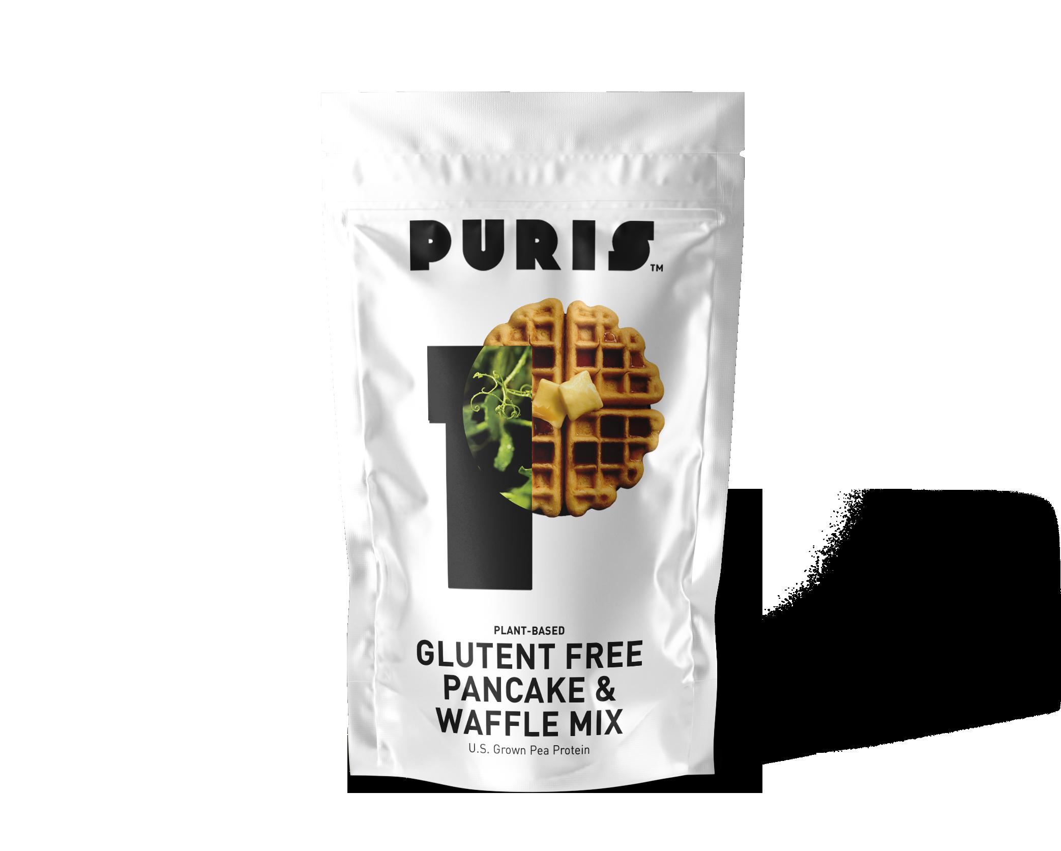PURIS Gluten-Free Waffle Mix