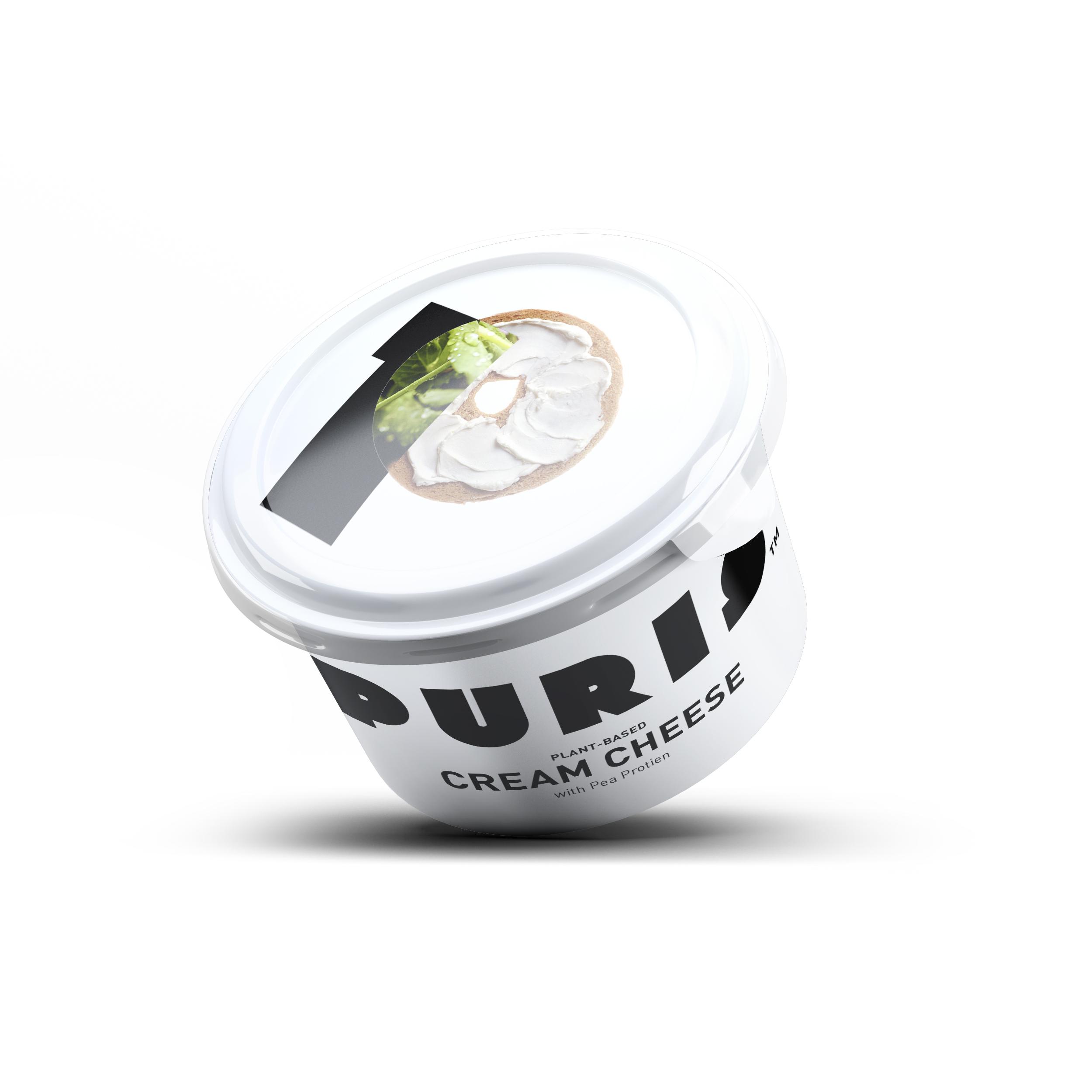 PURIS® Non-Dairy Cream Cheese