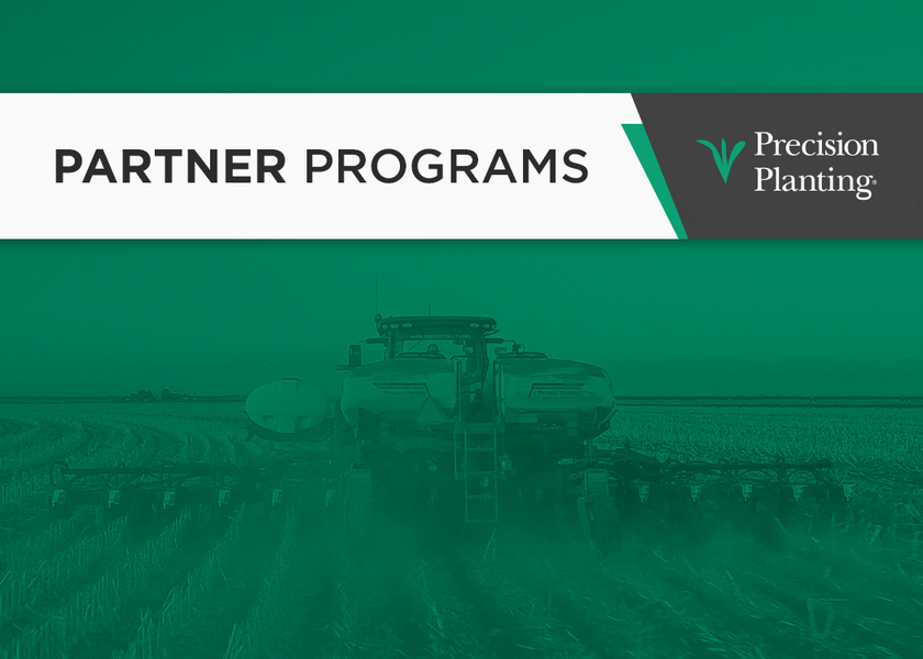 Partner Programs with planter using liquid products in the field