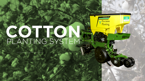 cotton planting system precision planting