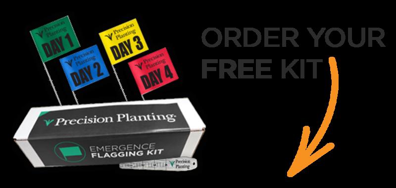 free emergence flagging kit