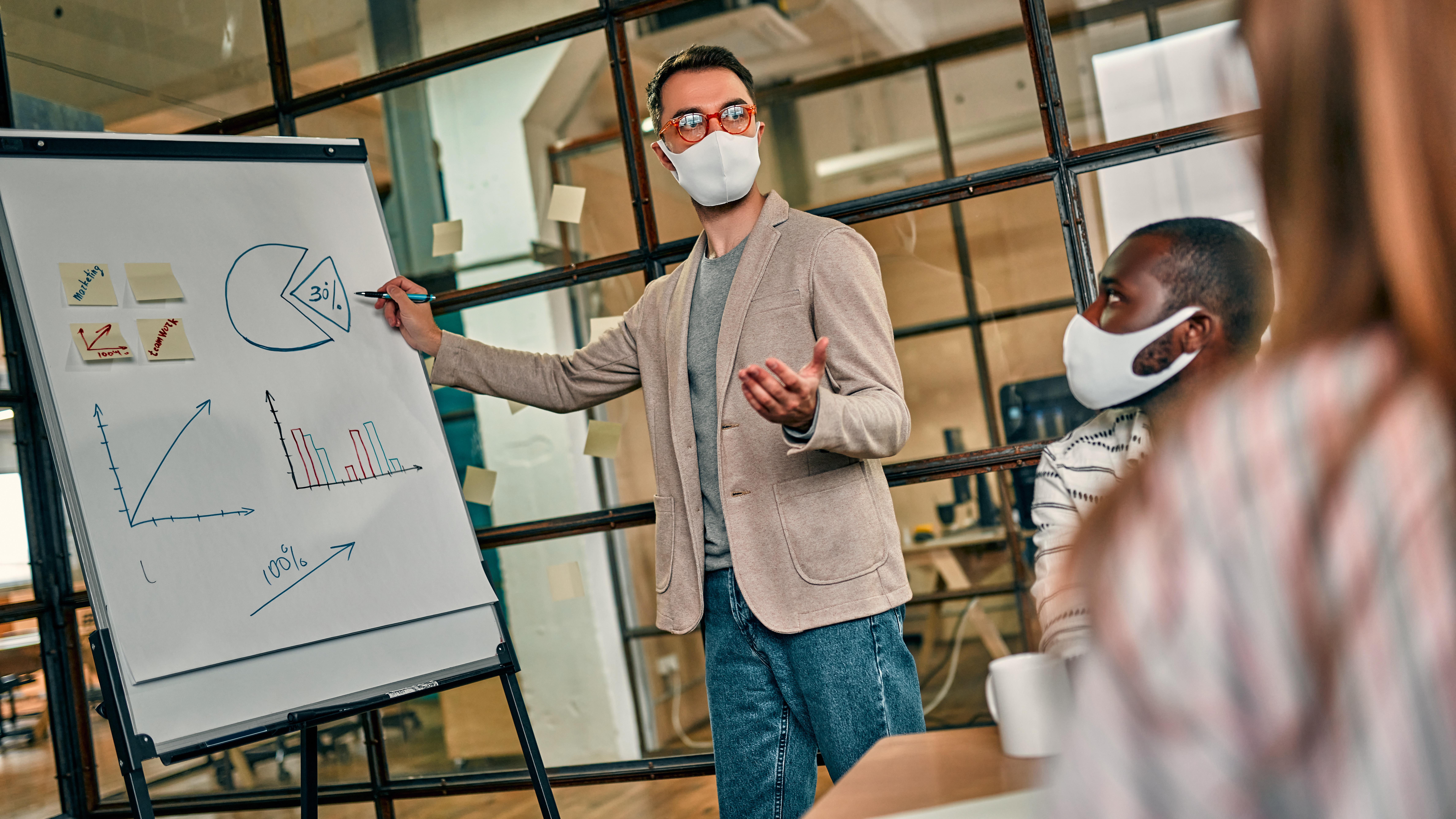 Hybrid Workplace Brainstorm Session
