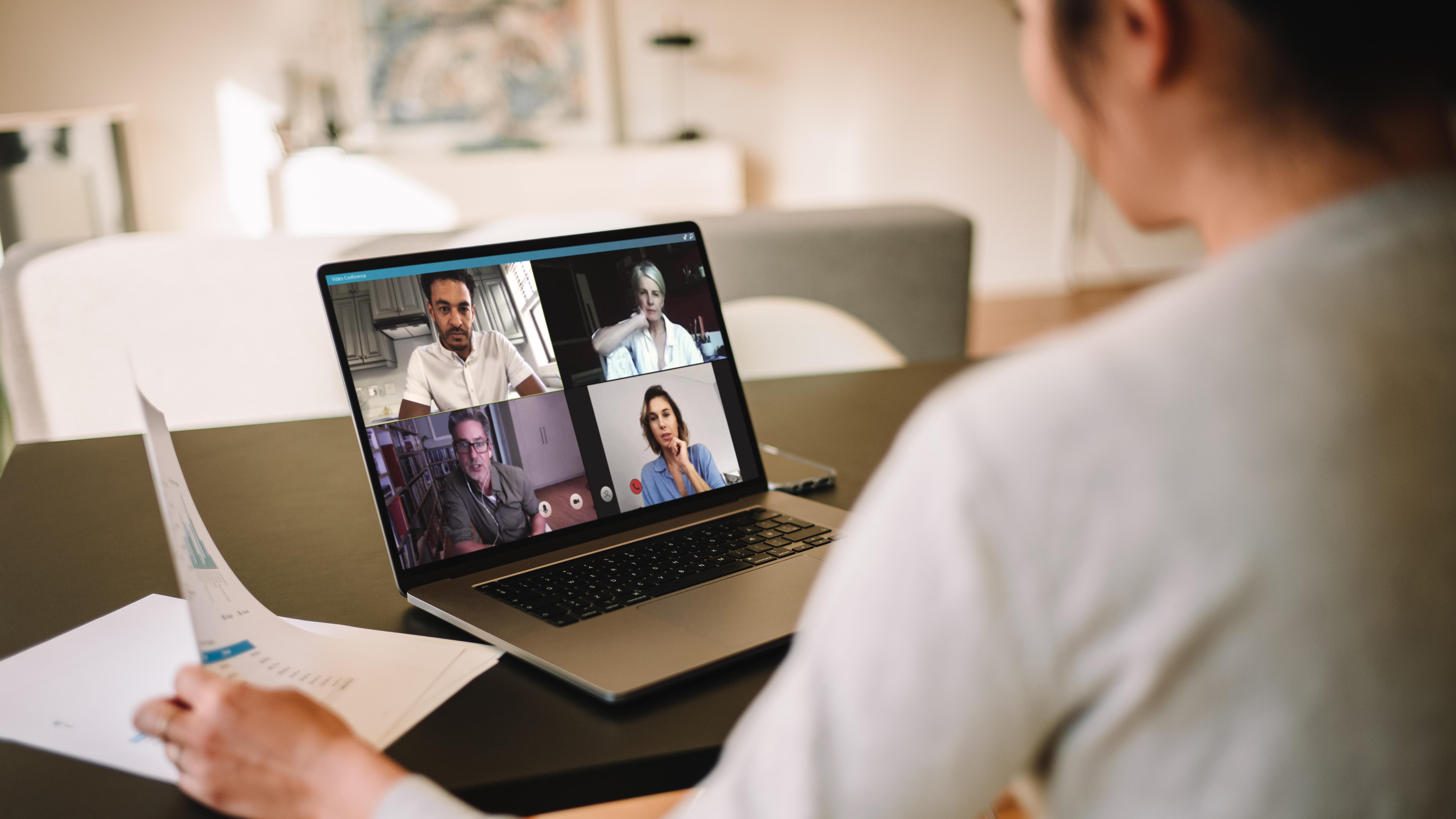 Mersive Hybrid Workplace Remote Employees