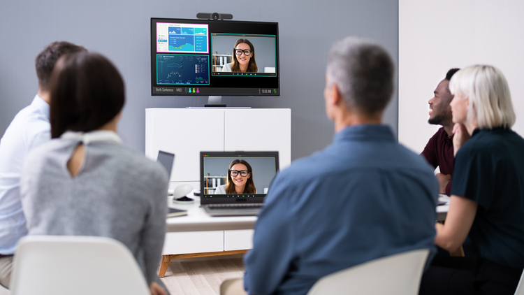 Looking Forward: What Does More Remote Work Mean for Meeting Room Technology?