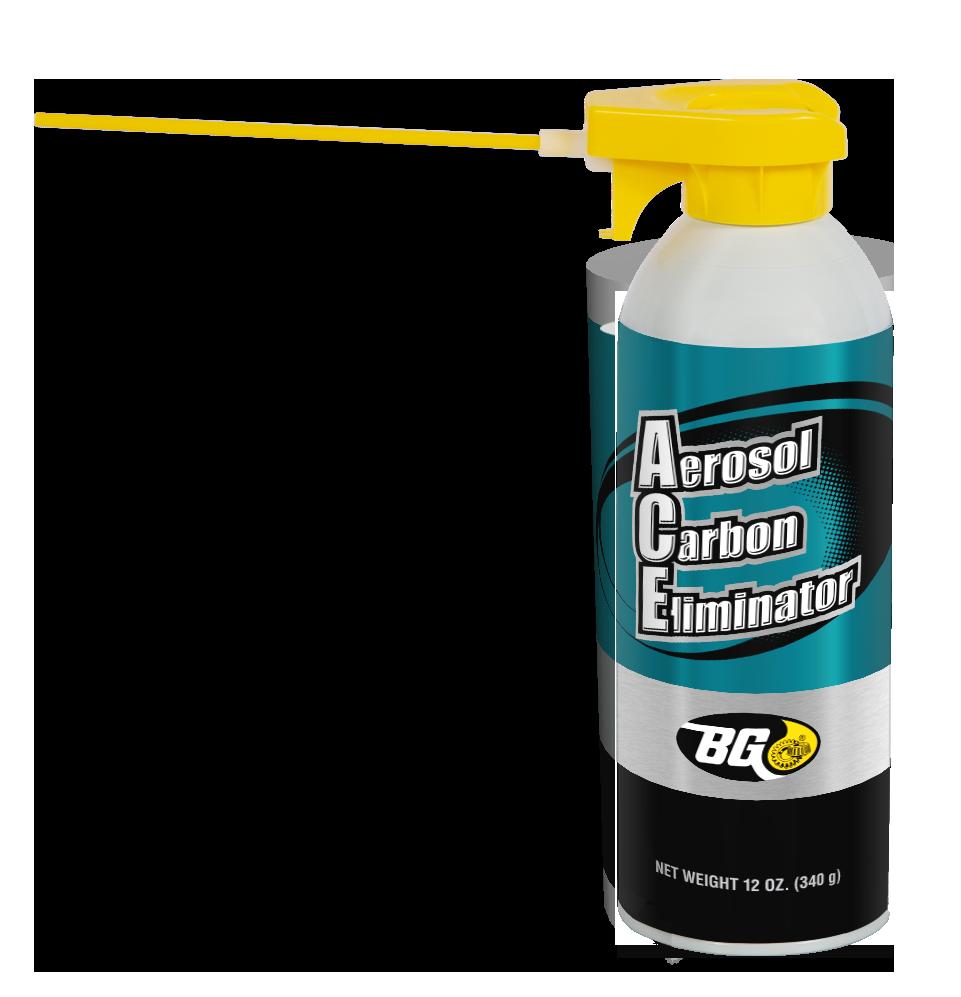 aerosol carbon eliminator fuel system cleaner