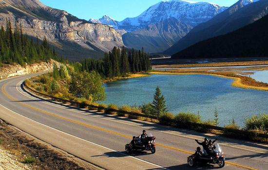 Enjoy guided activities in Jasper
