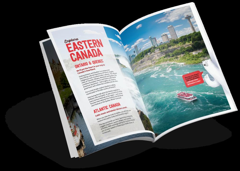 Eastern Canada Guide