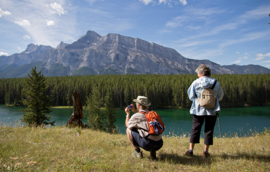 Get a chance to explore some of the most beautiful places in Banff National Park.