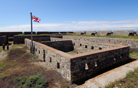 Explore historic sites, such as the Prince of Wales Fort.