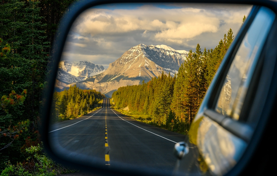 Drive the Icefields Parkway