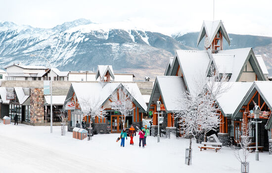 Explore the charming town of Jasper