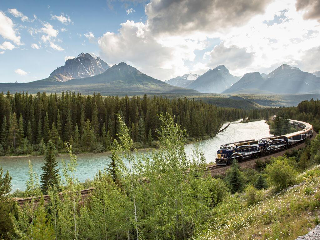 Rocky Mountaineer Vacation