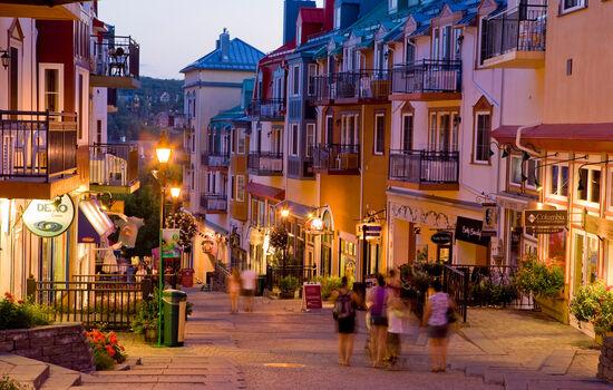 Quebec Resort Vacation