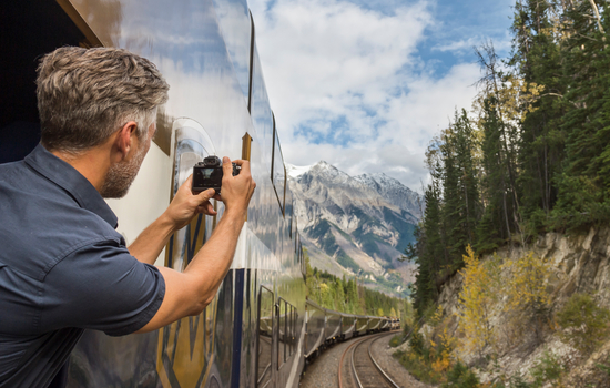 Rocky Mountaineer Rail and Road Vacation