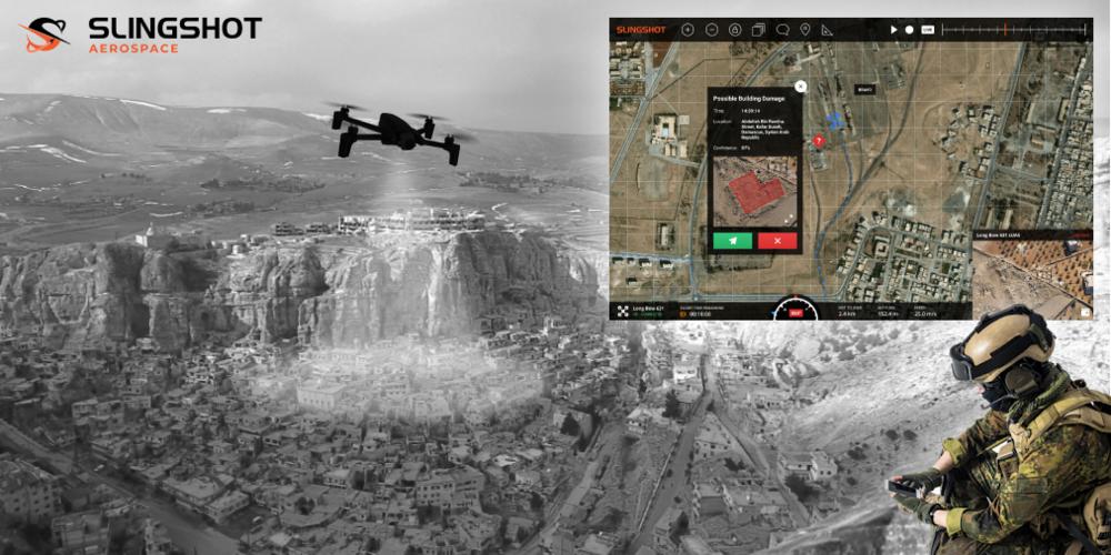 Slingshot Aerospace drone image