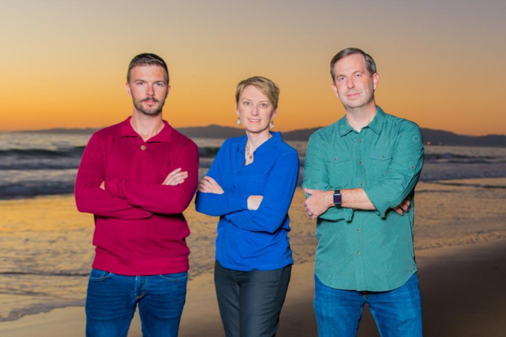 Slingshot Aerospace: David Godwin, Melanie Stricklan, Thomas Ashman