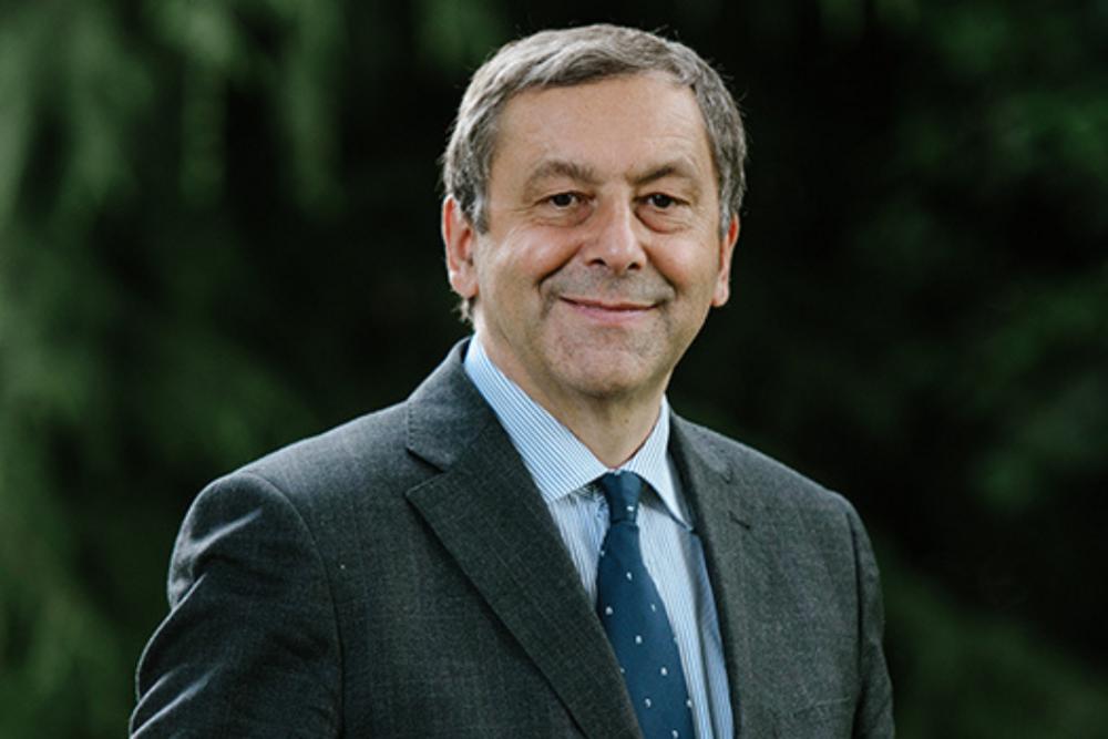 Fondazione Compagnia di San Paolo Chairman Francesco Profumo