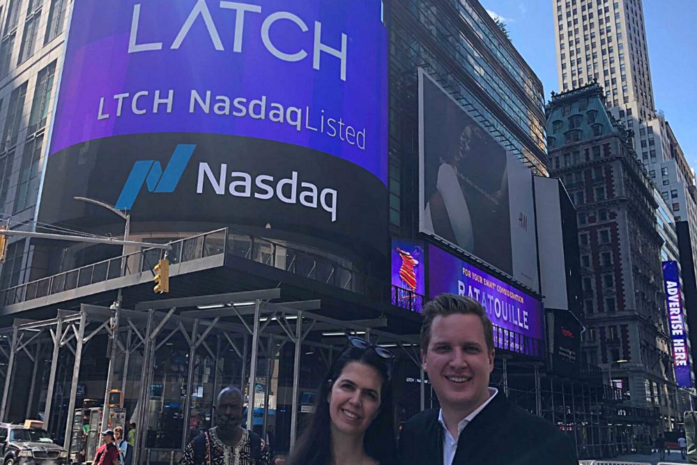 Latch IPO - Luke and Jenny