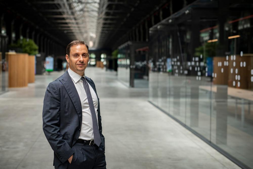 Fondazione CRT Secretary-General Massimo Lapucci