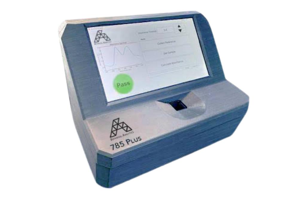 Botanisol Analytics COVID screener