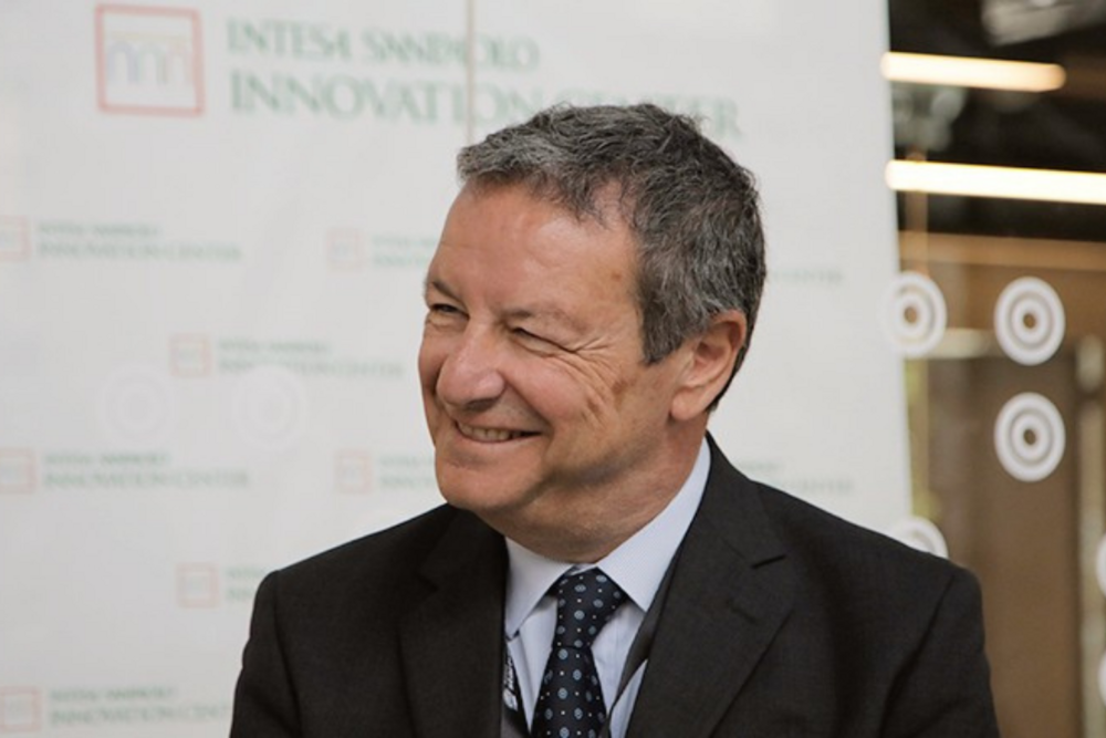 Intesa Sanpaolo Innovation Center Chairman Maurizio Montagnese