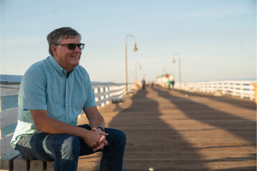Richard Sudek, UC Irvine