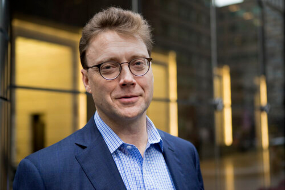 Erik Birkerts, Clean Energy Trust