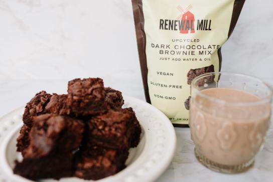 Renewal Mill Brownies