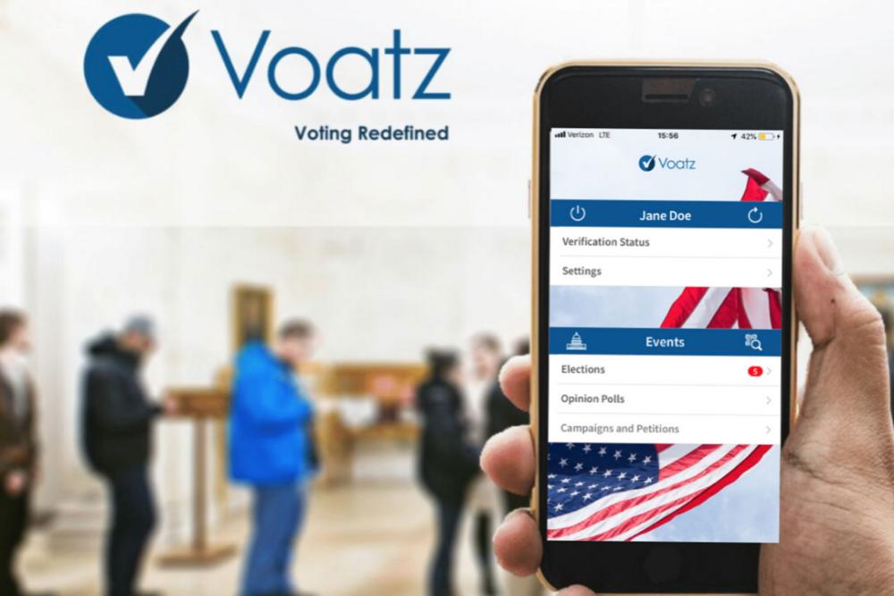 Voatz Featured Image