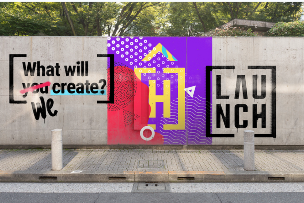 Launc[H]artford billboard