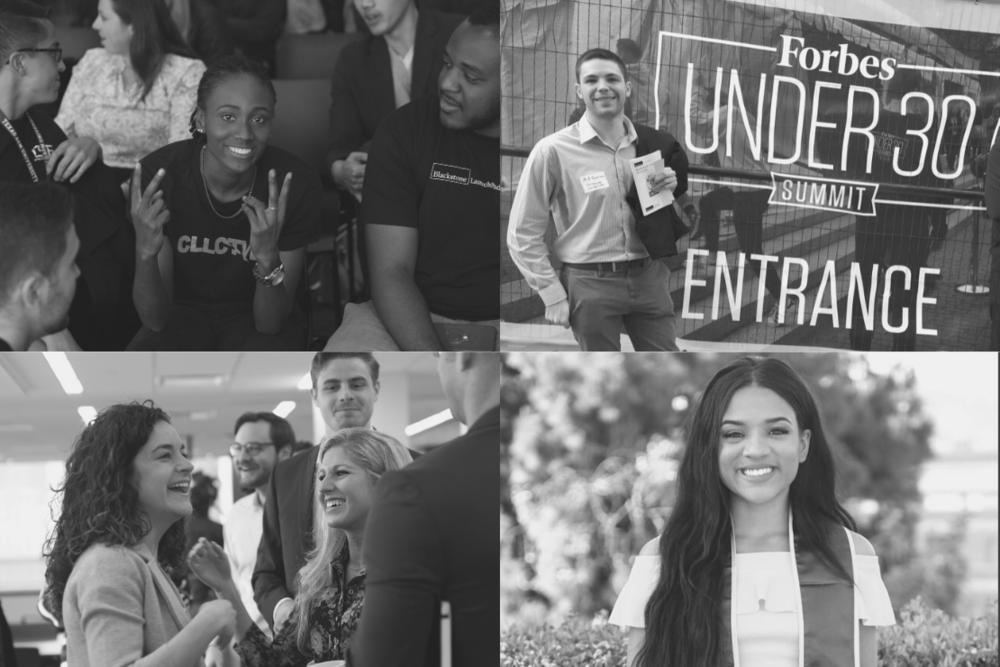 LaunchPad Forbes 30 Under 30