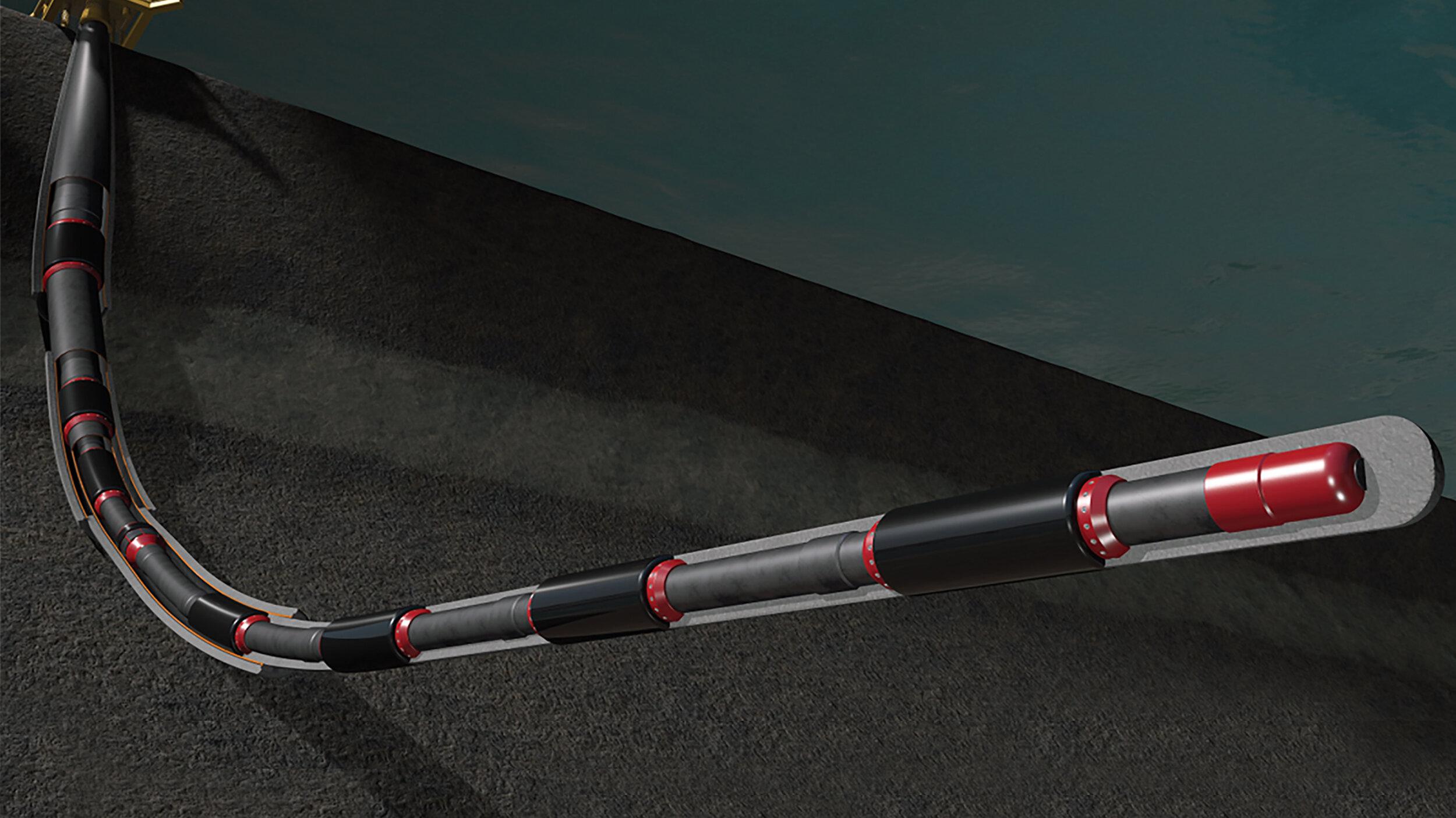 Mitigate annular gas migration
