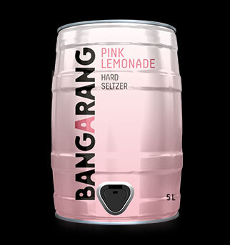 BANGARANG PINK LEMONADE HARD SELTZER