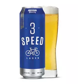 AMSTERDAM 3SPEED LAGER