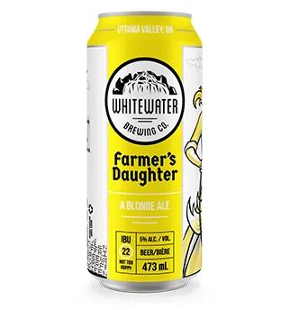 FARMERS DAUGHTER BLONDE ALE