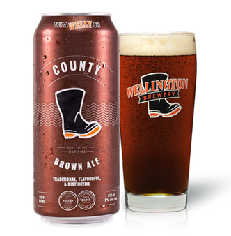 WELLINGTON COUNTY BROWN ALE