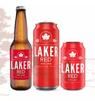 LAKER RED