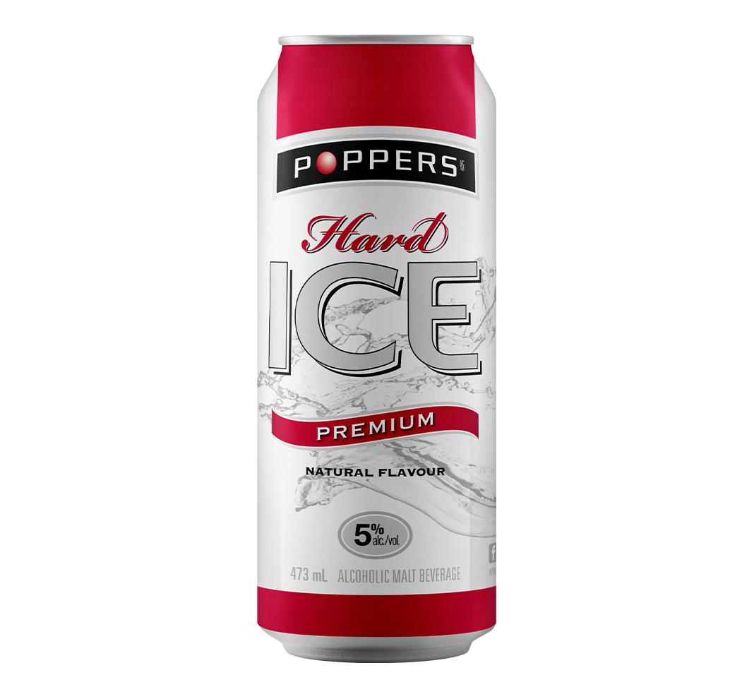 POPPERS HARD ICE