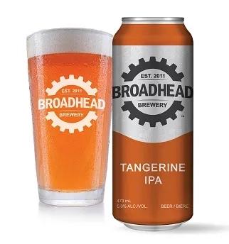 BROADHEAD TANGERINE IPA