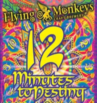 FLYING MONKEYS 12 MINUTES TO DESTINY