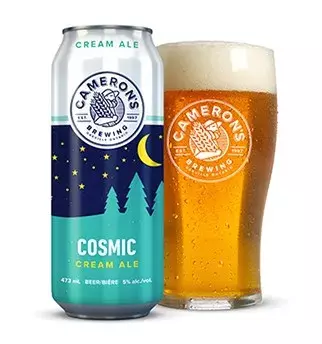CAMERONS COSMIC CREAM ALE